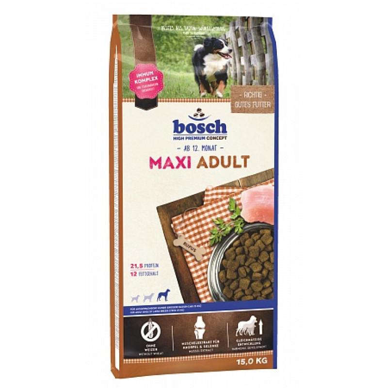 Bosch Adult Maxi Корм для взрослых собак крупных пород
