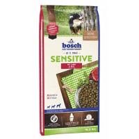 Bosch Sensitive Lamb & Rice Корм для взрослых собак склонных к аллергии, Ягненок с Рисом