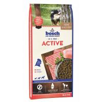 Bosch Active Корм для взрослых собак с высоким уровнем активности 15кг