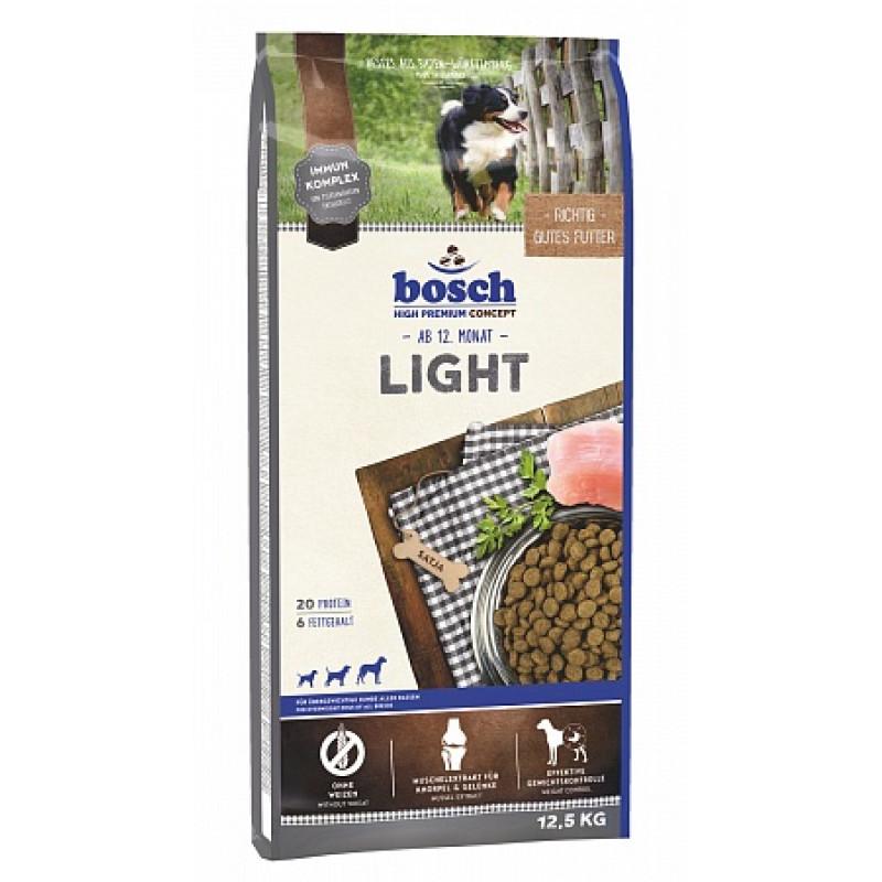 Bosch Light Корм для взрослых собак, склонных к полноте и собак с избыточным весом