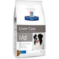 Hills Canine L|D Лечебный корм для собак с заболеваниями печени