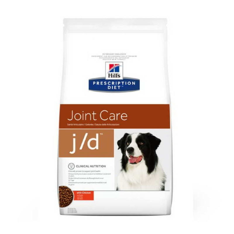 Hills Canine J|D Лечебный корм для собак с заболеваниями суставов