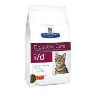 Hills Feline I|D Лечебный корм для кошек, лечение заболеваний ЖКТ