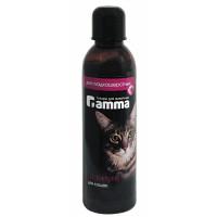 ГАММА Шампунь д/кошек гладкошерстных 250 мл