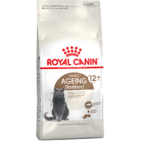 Royal Canin AGEING STERILISED 12+ для стерилизованных кошек старше 12 лет