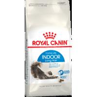 Royal Canin Indoor Long Hair 35 д/длинношерстных кошек от 1 до 10 лет