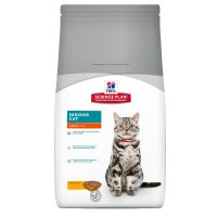 Hill*s Science Plan Indoor Cat Adult Сухой корм для кошек, живущих в помещении