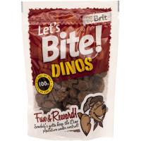 Брит Лакомство д/собак Динозавры 150г
