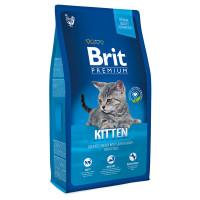 Brit Premium Cat Kitten Сухой корм для котят с курицей
