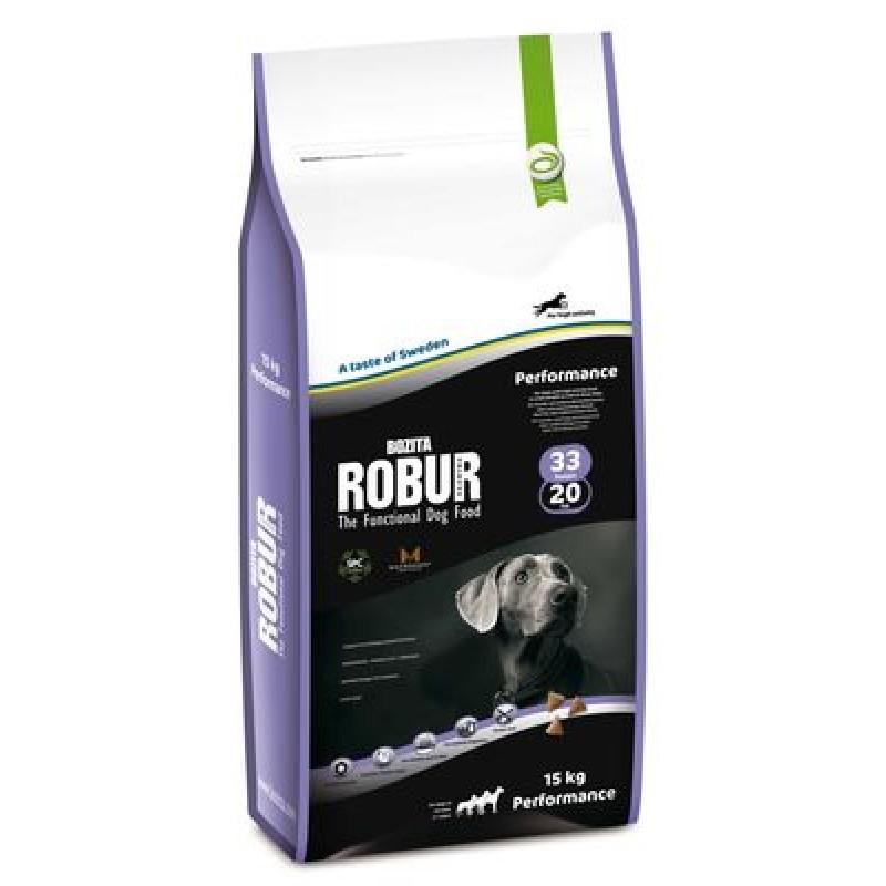 BOZITA ROBUR 33/20 сух.корм д/Активных, охотничьих и служебных собак 15кг