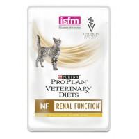Purina Veterinary Diets NF Паучи для кошек при заболевании почек, Курица