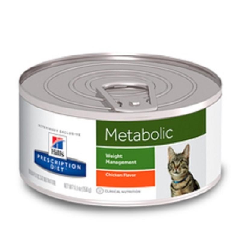 Hills Metabolic Консервы для кошек для коррекции веса