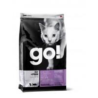 GO  FIT + FREE Беззерновой для Котят и Кошек - 4 вида Мяса: Курица, Индейка, Утка и Лосось