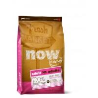 NOW FRESH  Беззерновой для Взрослых Кошек с Индейкой, Уткой и овощами (Fresh Grain Free Adult Cat Recipe)