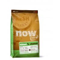 NOW FRESH NOW FRESH Беззерновой для Котят с Индейкой, Уткой и овощами (Fresh Grain Free Kitten Recipe)