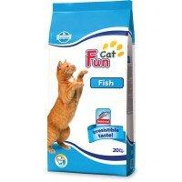 FARMINA FUN CAT FISH Корм д/кошек Рыба 20кг