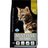 Farmina МАТИСС Корм д/стерилизованных кошек и кастрированных котов 20кг
