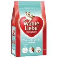 """Wahre Liebe """"Mollige"""" для кошек стерилизованных и кастрированных, с избыточным весом"""