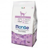 Monge Cat Sterilized корм для стерилизованных кошек 10кг
