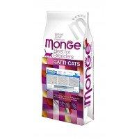 Monge Cat Urinary корм для кошек профилактика МКБ 10кг