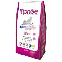 Monge Cat Indoor корм для домашних кошек 1.5кг