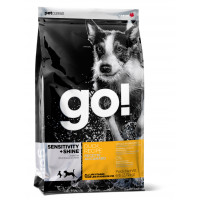 GO™ SENSITIVITY + SHINE™ Для Щенков и Собак с Цельной Уткой и овсянкой (Sensitivity + Shine Duck Dog)