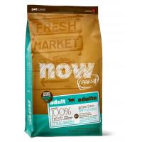 NOW FRESH™ Беззерновой для Взрослых собак Крупных пород с Индейкой, Уткой и овощами (Fresh Adult Large Breed Recipe Grain Free)