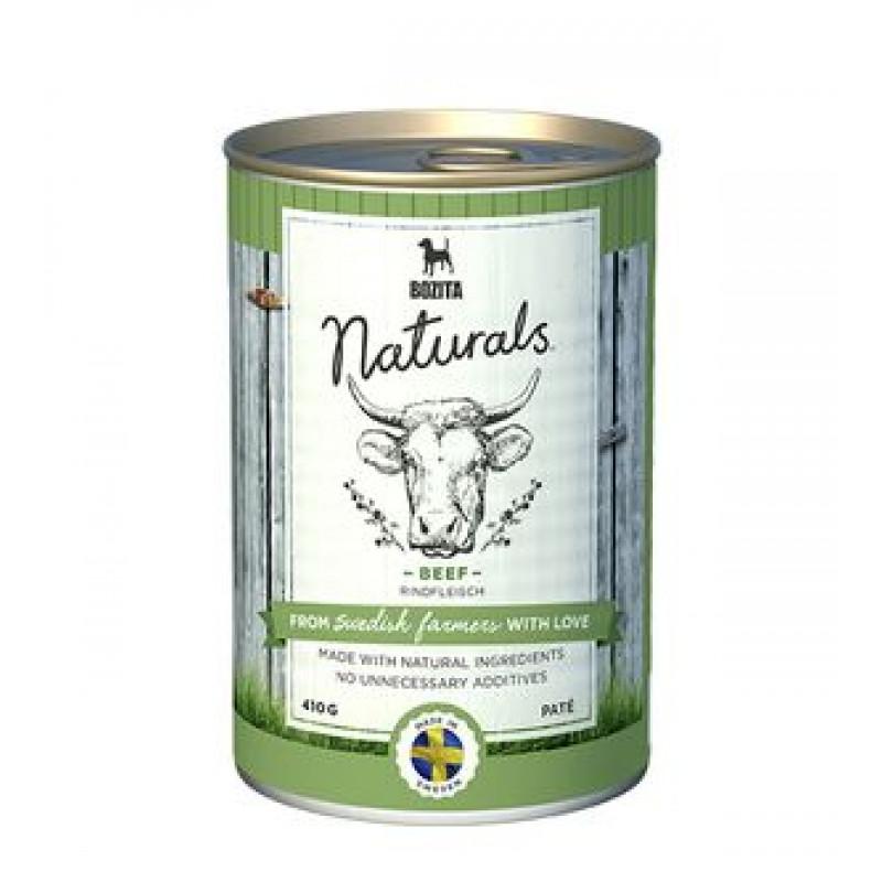 Bozita Naturals Beef Мясной паштет для собак с Говядиной