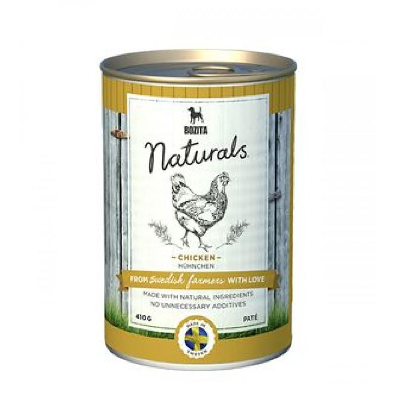 Bozita Naturals Chicken Мясной паштет для собак с Курицей