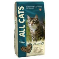 All Cats для взрослых кошек полнорационный