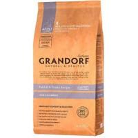 """GRANDORF Rabbit & Potato Adult All Breeds (25/15) - """"Грандорф"""" для собак всех пород с кроликом и бататом"""