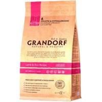 "GRANDORF Lamb & Rice Kitten (34/22) - ""Грандорф"" с ягненком и рисом для котят"