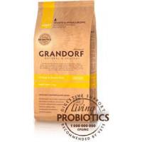 """GRANDORF 4 Meat & Brown Rice Adult Mini (27/15) - """"Грандорф"""" четыре вида мяса и бурый рис для взрослых собак мелких пород"""