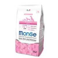Monge Dog Speciality корм для собак всех пород свинина с рисом и картофелем 12кг