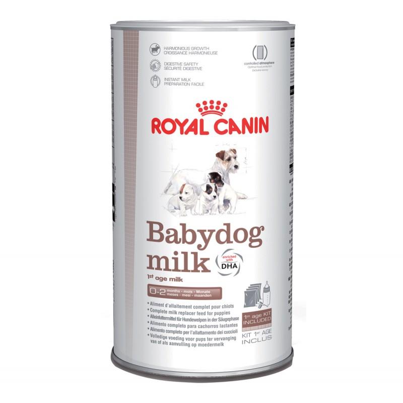 Royal Canin Babydog Milk Молочная смесь д/щенков 400г