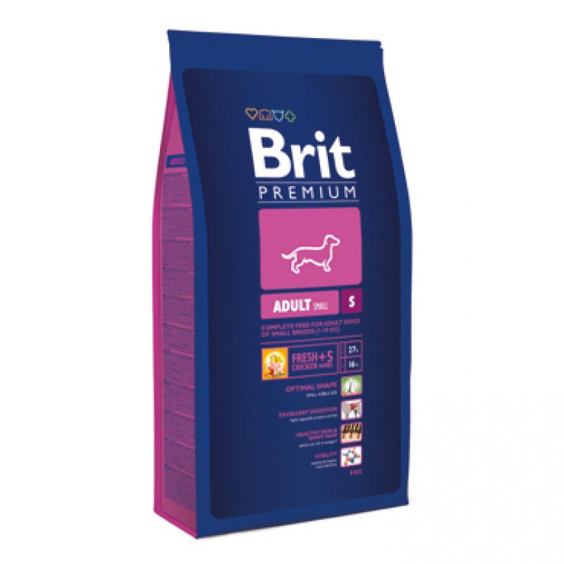 BRIT Premium «Junior S» Корм для щенков и молодых собак мелких пород