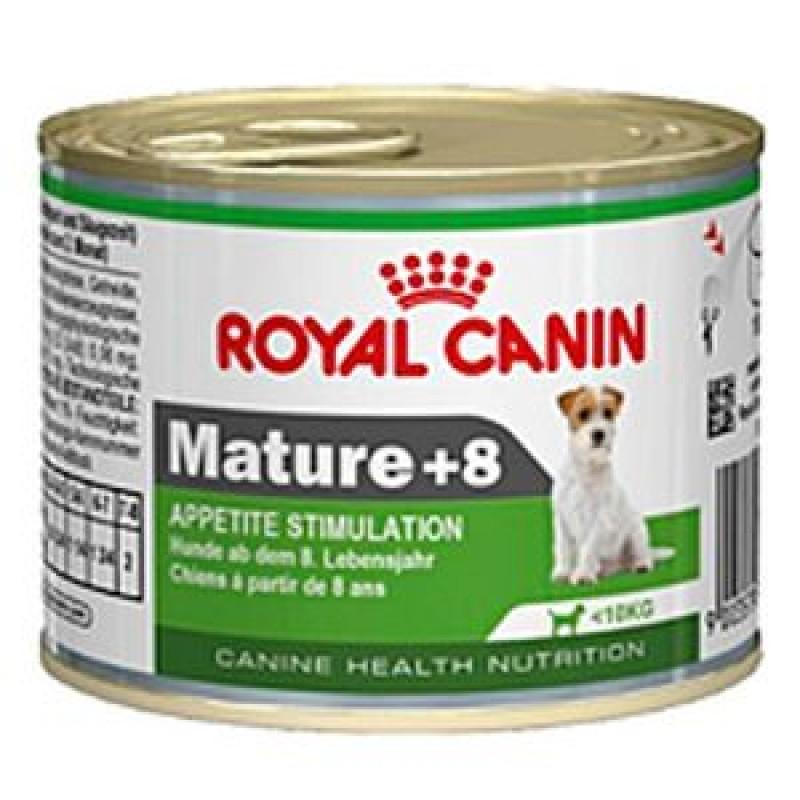Royal Canin Mature +8 Для стареющих собак старше 8 лет