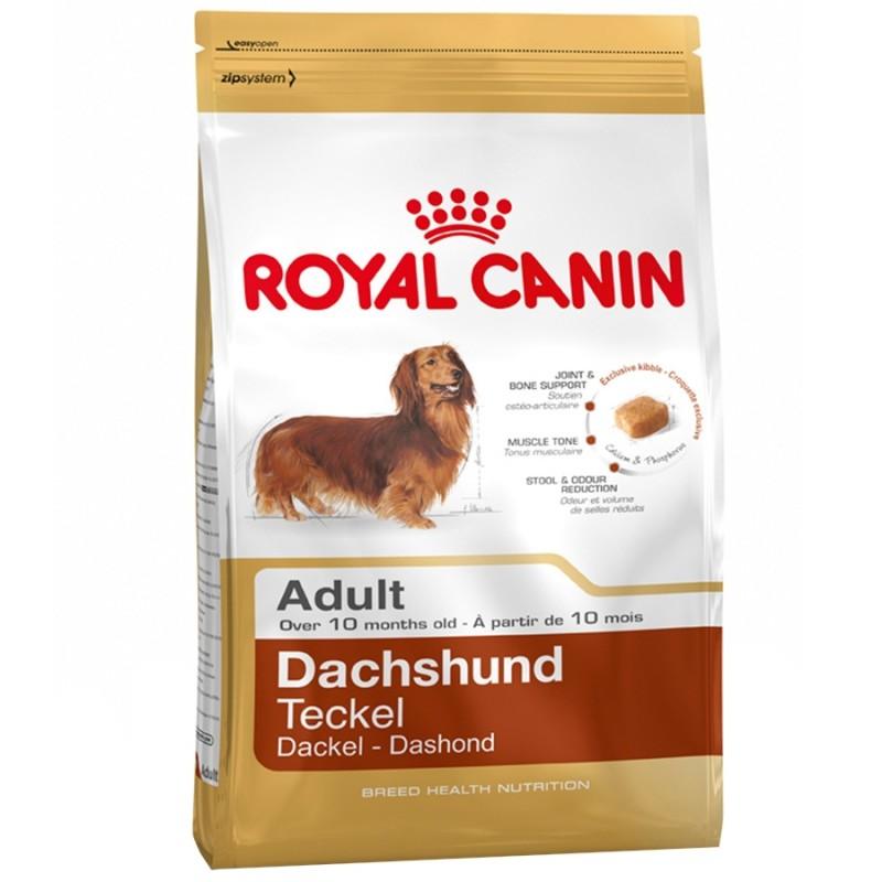 Royal Canin Dachshund 28 Adult Корм для собак породы Такса старше 10 месяцев 1.5кг