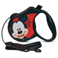 Disney  Поводок-Рулетка Mickey M (5м до 20кг)