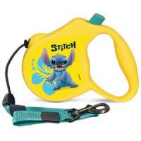 Disney  Поводок-Рулетка Stitch M (5м до 20кг)