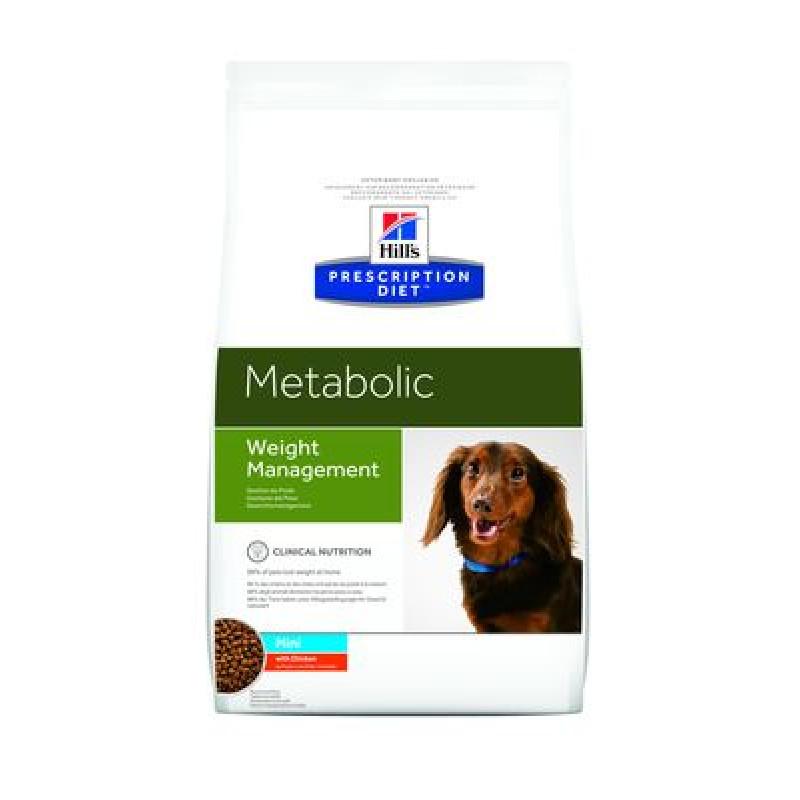 Hills Metabolic Mini для коррекции веса 1,5 кг