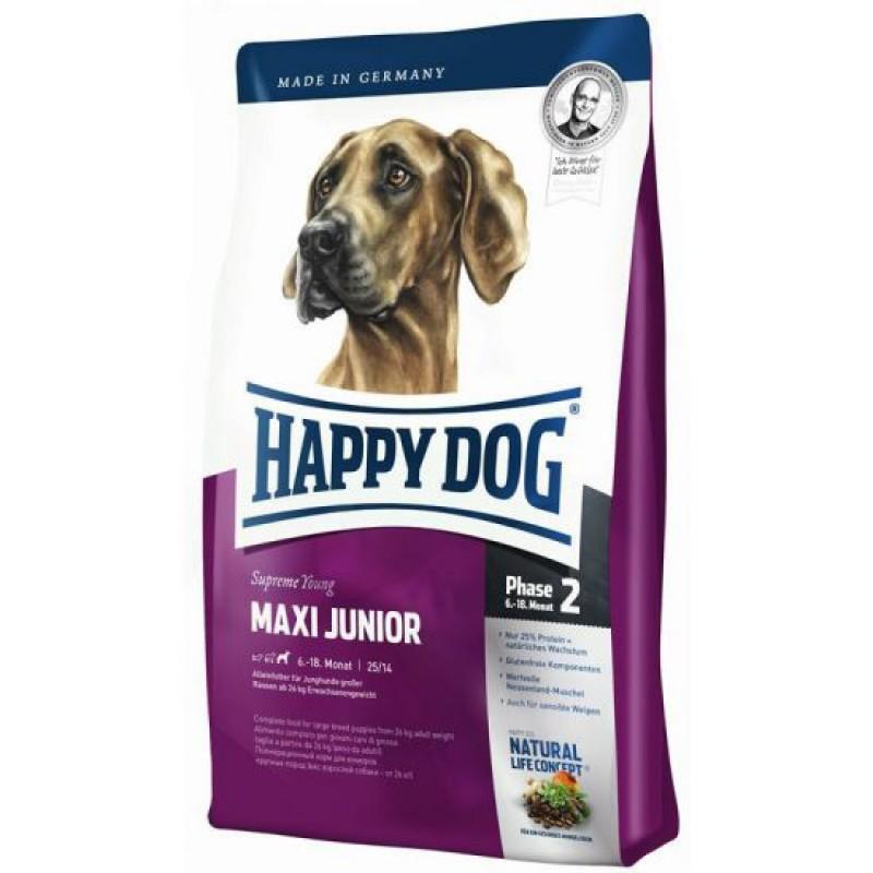 Happy Dog Maxi Junior  15кг