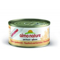 ALMO NATURE LEGEND кон. д/кошек с Атлантическим Тунцом 75% мяса 70гр