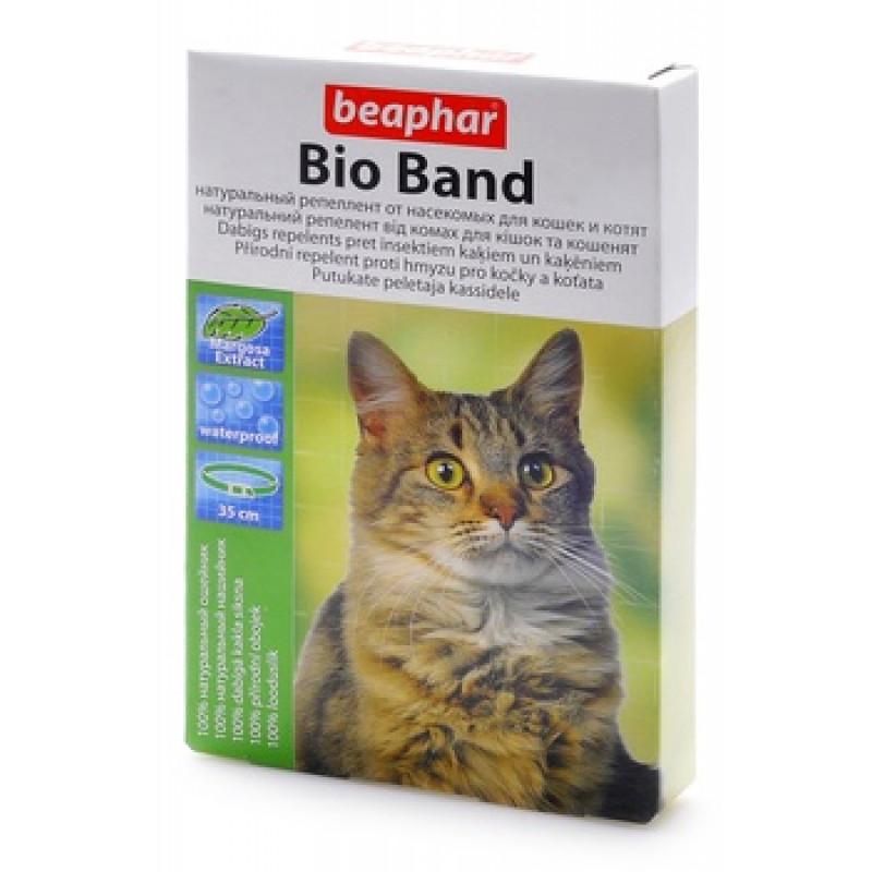 Беафар Bio Band ошейник д/кошек и котят от блох, клещей, комаров 35см