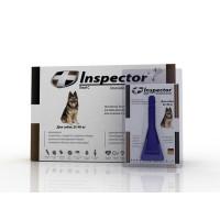 Inspector инсекто-акарицидные капли от всех паразитов для собак (от 25 до 40 кг)