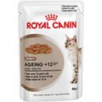 Royal Canin Ageing +12 Влажный корм для кошек старше 12 лет (СОУС)