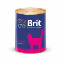 Brit Premium «Ягненок для котят» Консервы премиум класса