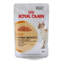 Royal Canin Intense Beauty Влажный корм для кошек с чувствительной кожей или проблемной шерстью