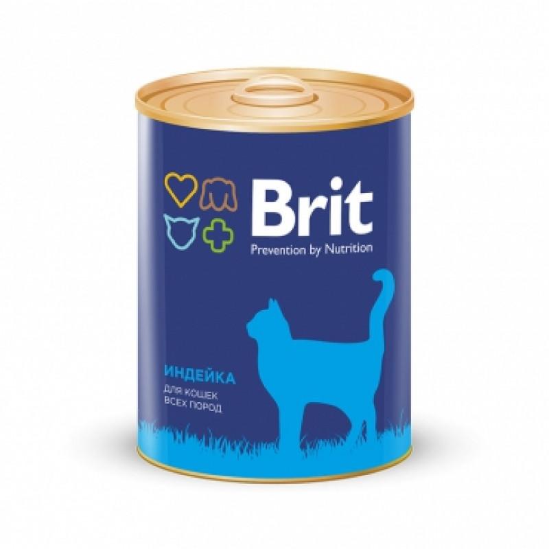 Brit Premium «Индейка» Консервы премиум класса
