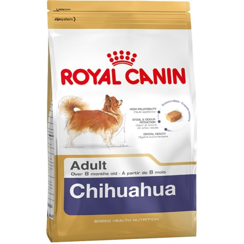 Royal Canin Chihuahua 28 Adult Корм для собак породы Чихуахуа старше 8 месяцев